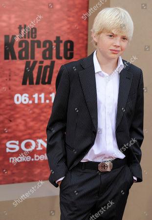 Editorial photo of Premiere The Karate Kid LA, Los Angeles, USA