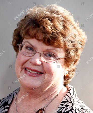 """Charlaine Harris Writer Charlaine Harris arrives at the premiere for third season of HBO's """"True Blood"""" in Los Angeles on"""