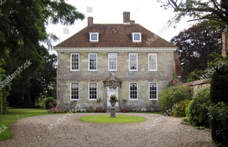 Stock Picture of 'Arundells', home of the late Ted Heath in the Close at Salisbury Cathedral, Wiltshire. Planning Permission has been put to open the house to the public.