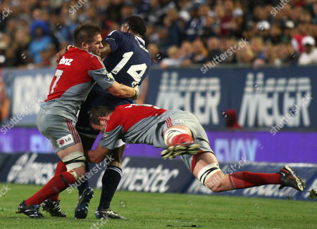 Editorial photo of South Africa Rugby Super 14 Stormers vs Crusaders, Cape Town, South Africa
