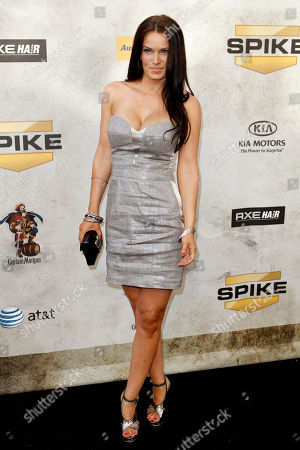 Editorial image of Spike TV Guys Choice Awards Arrivals, Culver City, USA