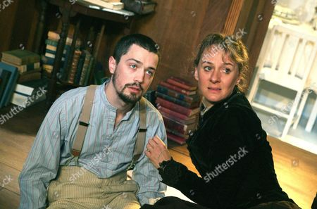 'Ghosts' - Christian Coulson (Osvald) and Niamh Cusack (Mrs Alving)