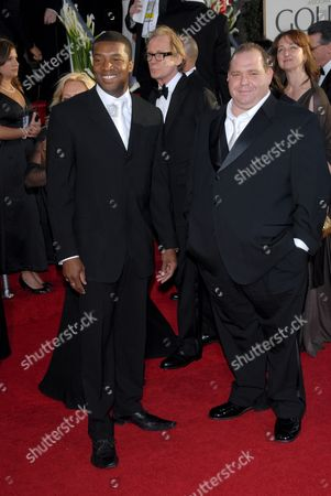 Editorial image of The 64th Annual Golden Globe Awards, Arrivals, Beverly Hilton Hotel, Los Angeles, America - 15 Jan 2007