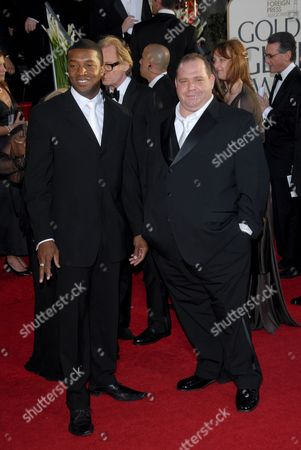 Editorial photo of The 64th Annual Golden Globe Awards, Arrivals, Beverly Hilton Hotel, Los Angeles, America - 15 Jan 2007