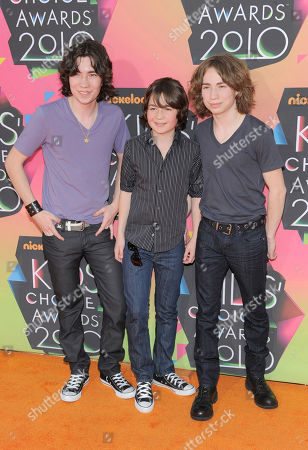Editorial image of 2010 Kids Choice Awards Arrivals, Los Angeles, USA