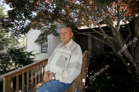 Retired U.S. Army Sgt. Major Chris North, a Vietnam and Korean war veteran, is seen in his Fayetteville, N.C. home. Tony Chavonne, the mayor of one of America's most renowned Army cities wants to establish cultural ties to a rural Vietnamese town, a plan that has angered some veterans who served there generations ago