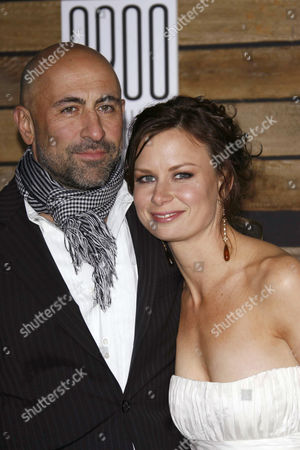 Carlo Rota and Mary Lynn Rajskub