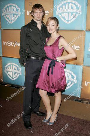 Jesse Warren and Autumn Reeser