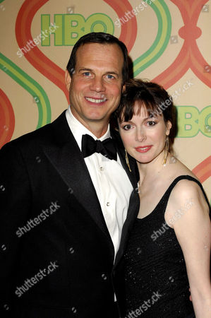 Bill Paxton and Louise Newbury