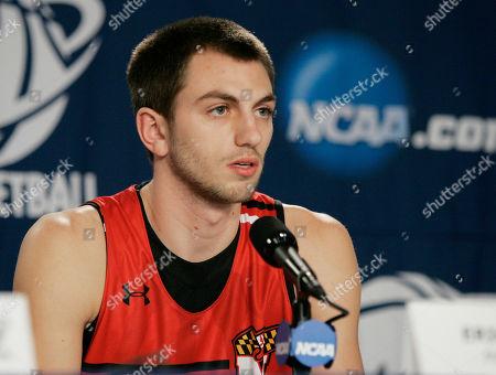 Editorial photo of NCAA Maryland Basketball, Spokane, USA
