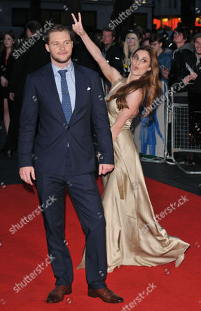 Jack Reynor and Madeline Mulqueen
