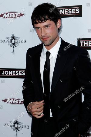 "Ben Hollingsworth Ben Hollingsworth arrives at the premiere of ""The Joneses"" in Los Angeles on"