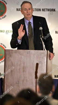 Bill O'Reilly Television commentator Bill O' Reilly speaks at the National Action Network Convention, in New York