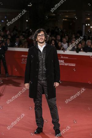 The director Daniele Vicari