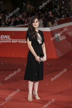 Stock Photo of Chiara Scalise