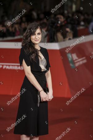 Editorial picture of 'Sole Cuore Amore' premiere, Rome Film Festival, Italy - 15 Oct 2016