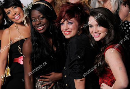 Editorial picture of American Idol Top 24, West Hollywood, USA