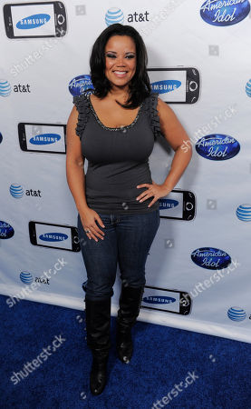 Kimberly Locke Kimberly Locke arrives at the American Idol Top 24 finalist party in West Hollywood, Calif