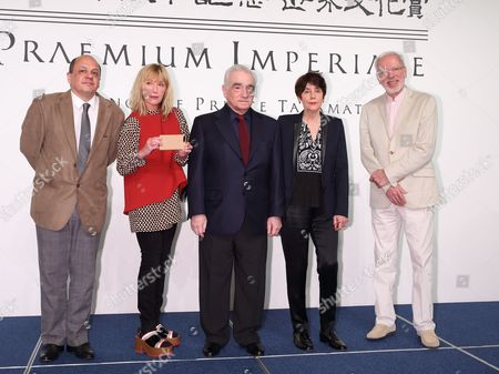 Pedro Mendes da Rocha, Cindy Sherman, Martin Scorsese, Annette Messager and Gidon Kremer
