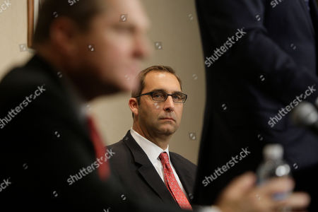 Matt Holliday, Scott Boras, John Mozeliak St. Louis Cardinals general manager John Mozeliak, center, and sports agentScott Boras, left, listen as St. Louis Cardinals outfielder Matt Holliday, right, speaks during a news conference, in St. Louis. Holliday has reportedly agreed to a $120 million, seven-year contract with the Cardinals after being dealt to the Redbirds from Oakland last season