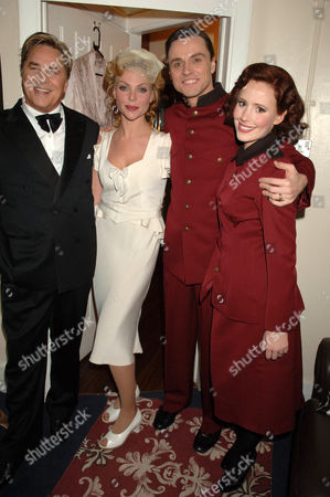 Don Johnson's first time playing Nathan Detroit. Don Johnson, Samantha Janus, Norman Bowman and Amy Nuttall