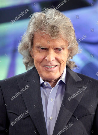 Don Imus Radio and television personality Don Imus, in his Fox Business Network studio, in New York