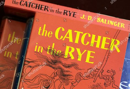 """J.D. Salinger Copies of J.D. Salinger's classic novel """"The Catcher in the Rye"""" at the Orange Public Library in Orange Village, Ohio. Screenwriter Shane Salerno has taken on a surprising and news-making identity: the latest, and, apparently, greatest seeker of clues about J.D. Salinger. Salerno is presenting his case in """"Salinger,"""" a unique, 3-way project: A 700-page book, co-authored with David Shields; a theatrical release distributed by the Weinstein Company; and a TV documentary that will air on PBS in January 2014 as the 200th installment of """"American Masters"""