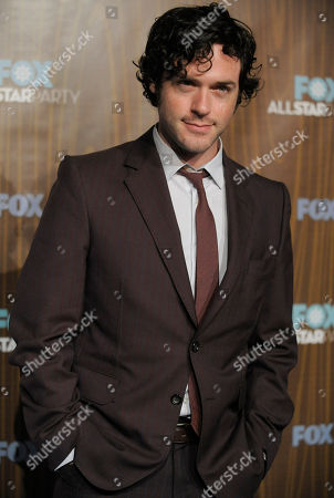 Brendan Hines Brendan Hines arrives at the FOX Winter All-Star Party in Pasadena, Calif