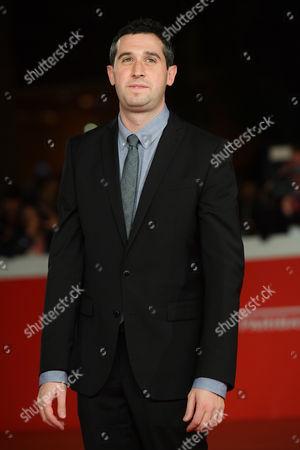 The director Adam Leon