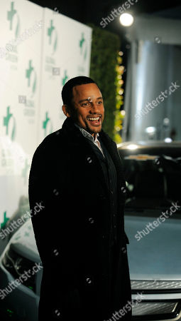 Hill Harper Hill Harper arrives for Global Green USA's 7th Annual Pre-Oscar Party in Los Angeles