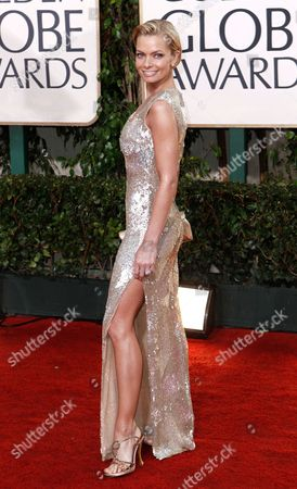 Jaime Pressley Jamie Pressley arrives at the 67th Annual Golden Globe Awards, in Beverly Hills, Calif