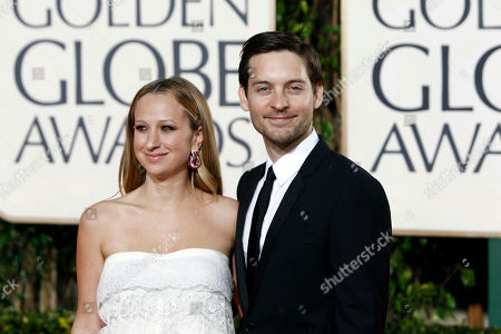 Editorial image of Golden Globe Awards - Arrivals, Los Angeles, USA