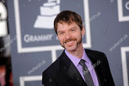Brandon Wardell Brandon Wardell arrives at the Grammy Awards, in Los Angeles