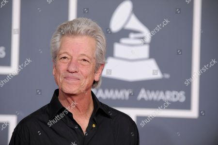 John Hammond John Hammond arrives at the Grammy Awards, in Los Angeles