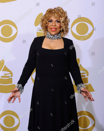 Roberta Flack Roberta Flack poses for a photograph backstage at the Grammy Awards, in Los Angeles