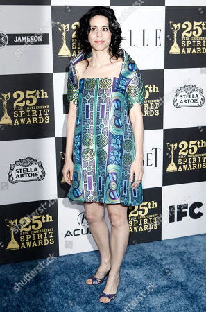 Rebecca Cammisa Rebecca Cammisa arrives at the Independent Spirit Awards, in Los Angeles