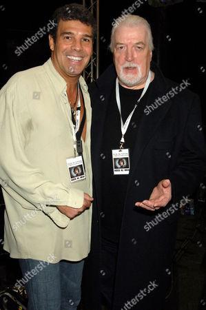 Mark Rivera and John Lord