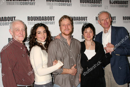 John Mahoney, Annie Parisse, Alan Tudyk, Robin Bartlett, James Rebhorn