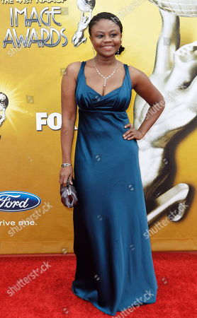 Hope Olaide Wilson Hope Olaide Wilson arrives at the 41st NAACP Image Awards, in Los Angeles