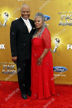 Editorial picture of NAACP Image Awards Arrivals, Los Angeles, USA