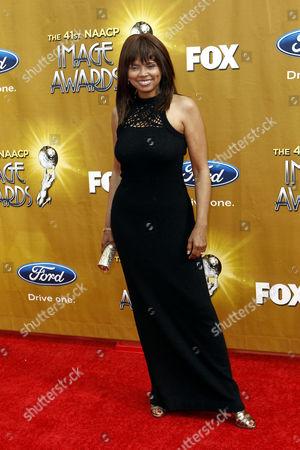 Debbi Morgan Debbi Morgan arrives at the 41st NAACP Image Awards, in Los Angeles