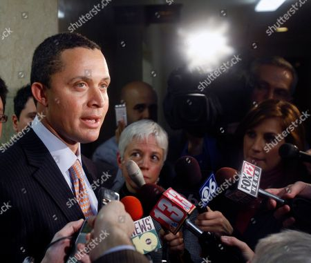 Harold Ford Jr Harold Ford Jr. talks to reporters at the Capitol in Albany, N.Y., on . The former congressman from Tennessee and current New York City resident visited Albany as he continued to tour his adopted homestate. Ford insisted that he has yet to make up his mind to run a Democratic primary challenge to Sen. Kirsten Gillibrand