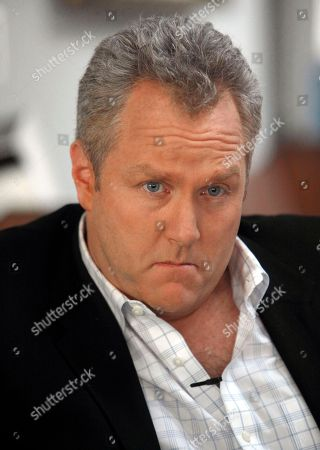 Andrew Breitbart Showing conservative online publisher Andrew Breitbart, seen during an at his home in Los Angeles. Love or hate him, you can't avoid Breitbart on cable TV these days. The 41-year-old father of four from Los Angeles has emerged as one of the most incendiary figures from the Beltway to Hollywood, a minor-league Limbaugh who mixes shock-jock calculation, conservative credo and answer-to-no-one swagger. He is the face of the new conservative outrage, exemplar of the smash-mouth politics that divide America