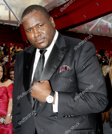 Quinton Aaron Quinton Aaron arrives at the 82nd Academy Awards, in the Hollywood section of Los Angeles