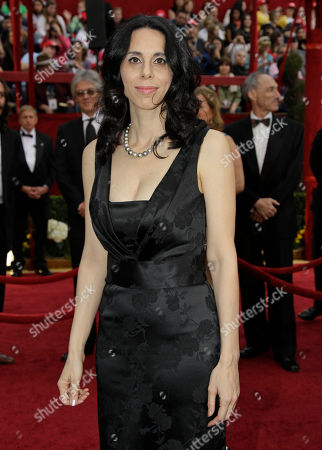 """Rebecca Cammisa Rebecca Cammisa, nominated for best documentary feature for """"Which Way Home,"""" arrives at the 82nd Academy Awards, in the Hollywood section of Los Angeles"""