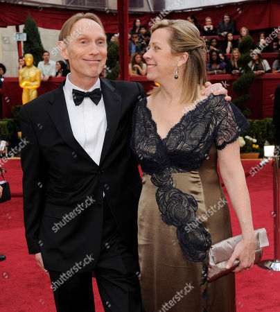 """Henry Selick Coraline"""" director Henry Selick and his wife Heather, arrive at the 82nd Academy Awards, in the Hollywood section of Los Angeles. """"Coraline"""" is nominated for best animated feature film"""