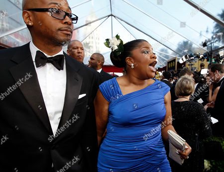 Mo'Nique, Sidney Hicks Mo'Nique and Sidney Hicks arrive at the 82nd Academy Awards, in the Hollywood section of Los Angeles