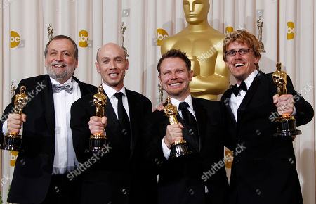 Editorial picture of Oscars - Press Room, Los Angeles, USA