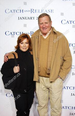 Linda Fetters and Ken Howard