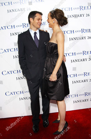 Editorial photo of 'Catch and Release' film premiere, Los Angeles, America - 22 Jan 2007